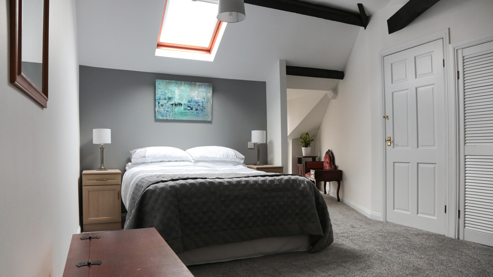 Tynemouth Holiday Cottage Bedroom